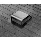Airhawk 50 In. Mill Galvanized Steel Slant Back Roof Vent Image 1