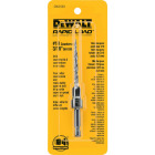 DeWalt #10 - 3/16 In. Fine Rapid Load Wood Countersink Image 1