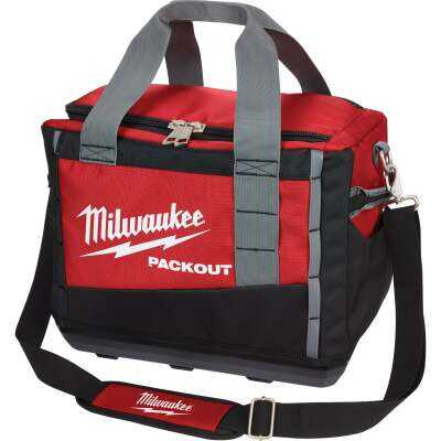 Milwaukee PACKOUT 3-Pocket 15 In. Tool Bag
