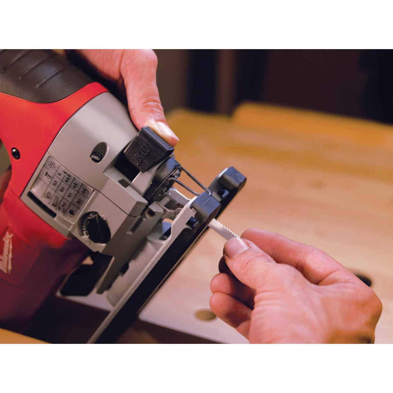 Milwaukee 6.0A 4-Position 0-3000 SPM Jig Saw Kit Image 4