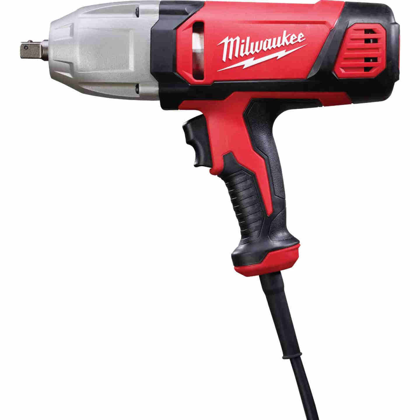 Milwaukee 1/2 In. Impact Wrench with Rocker Switch and Detent Pin Image 2