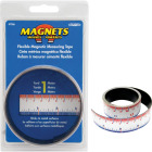 Master Magnetics 3 Ft. Flexible Measuring Tape Image 1