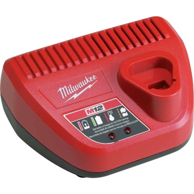 Milwaukee M12 12 Volt Lithium-Ion Battery Charger