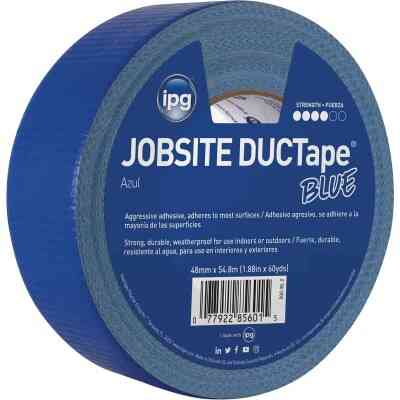 Intertape DUCTape 1.88 In. x 60 Yd. General Purpose Duct Tape, Blue