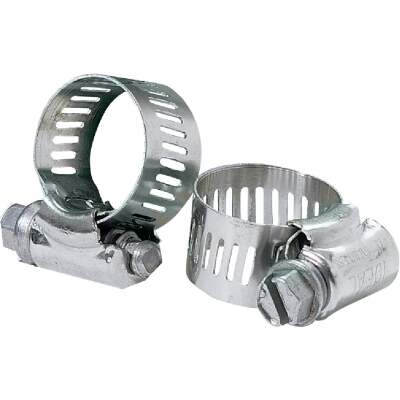 Ideal 2-1/4 In. - 3-1/4 In. 67 All Stainless Steel Hose Clamp