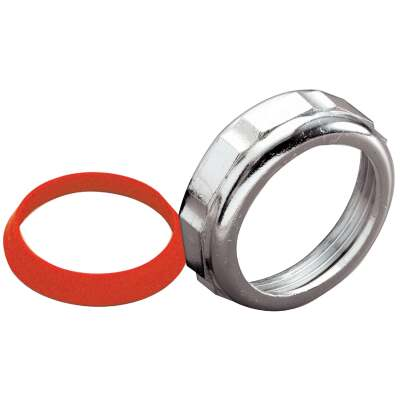 Do it 1-1/2 In. x 1-3/8 In. Die-Cast Slip Joint Nut