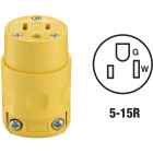 Do it 15A 125V 3-Wire 2-Pole Residential Grade Cord Connector Image 1