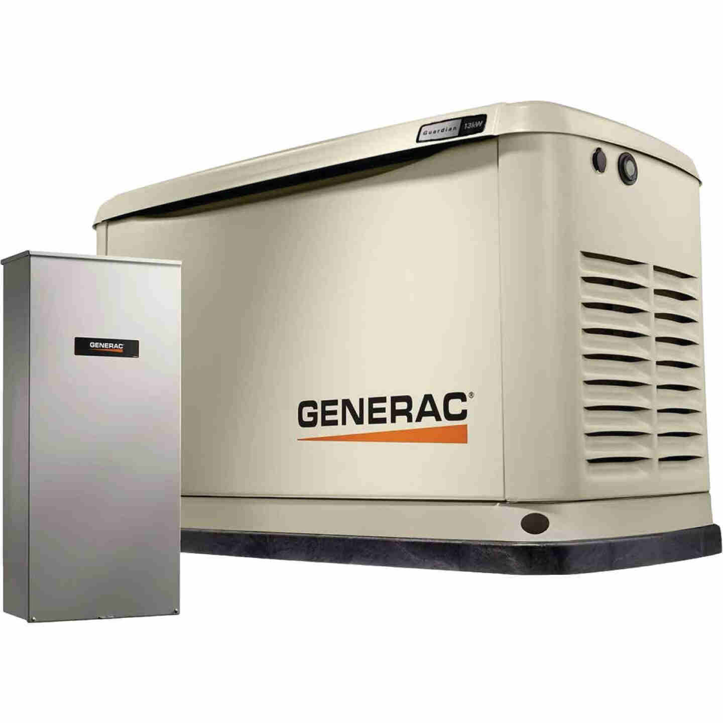 Generac Guardian WiFi 13,000W Natural Gas/LP Home Standby Generator Image 1