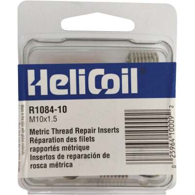 HeliCoil M10 x 1.50 Thread Insert Pack (12-Pack)