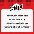 Scotchgard 10 Oz. Fabric Water Shield Image 2
