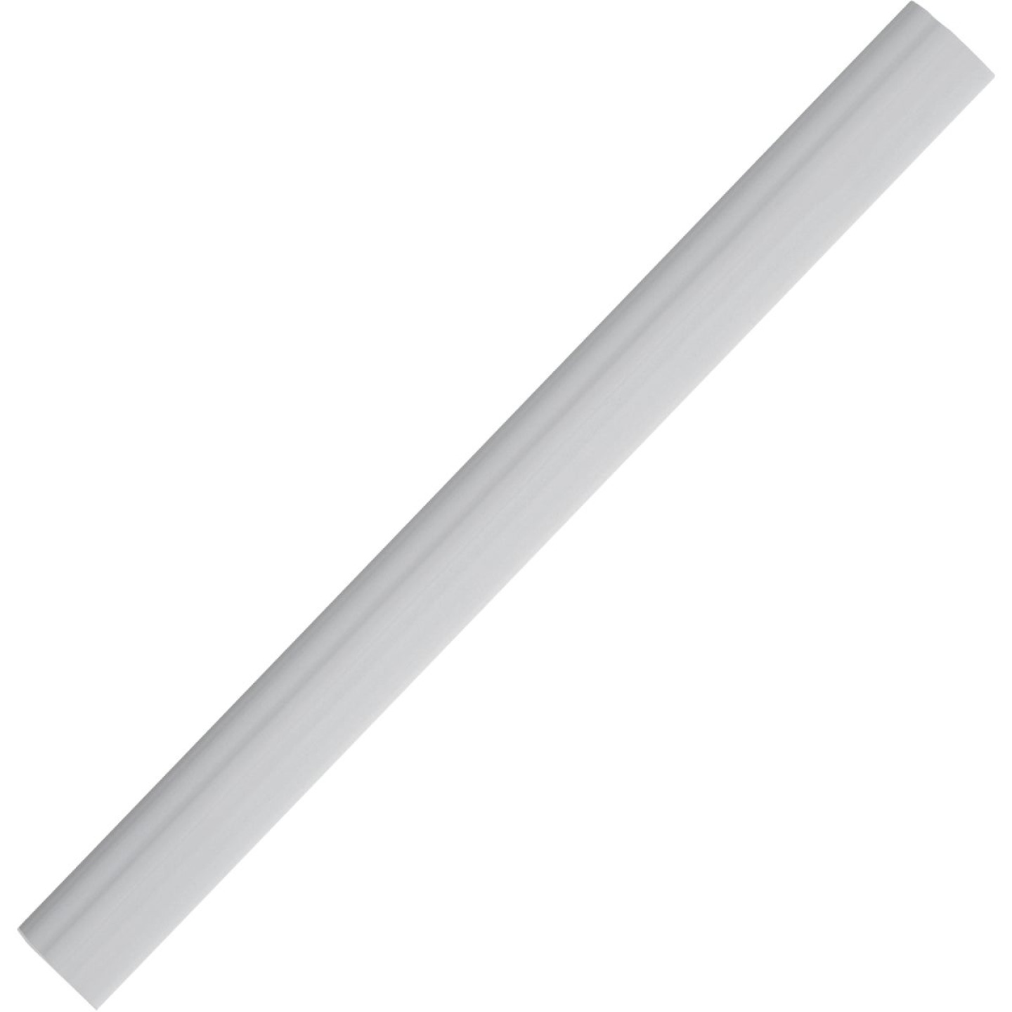 Kleen Seam 2-1/4 In. x 20-1/2 In. White Silicone Gap Protector Image 1