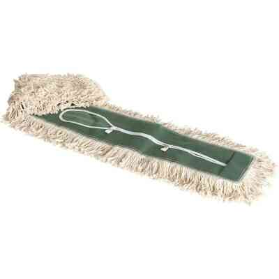 Nexstep Commercial 36 In. Cotton Dust Mop Refill