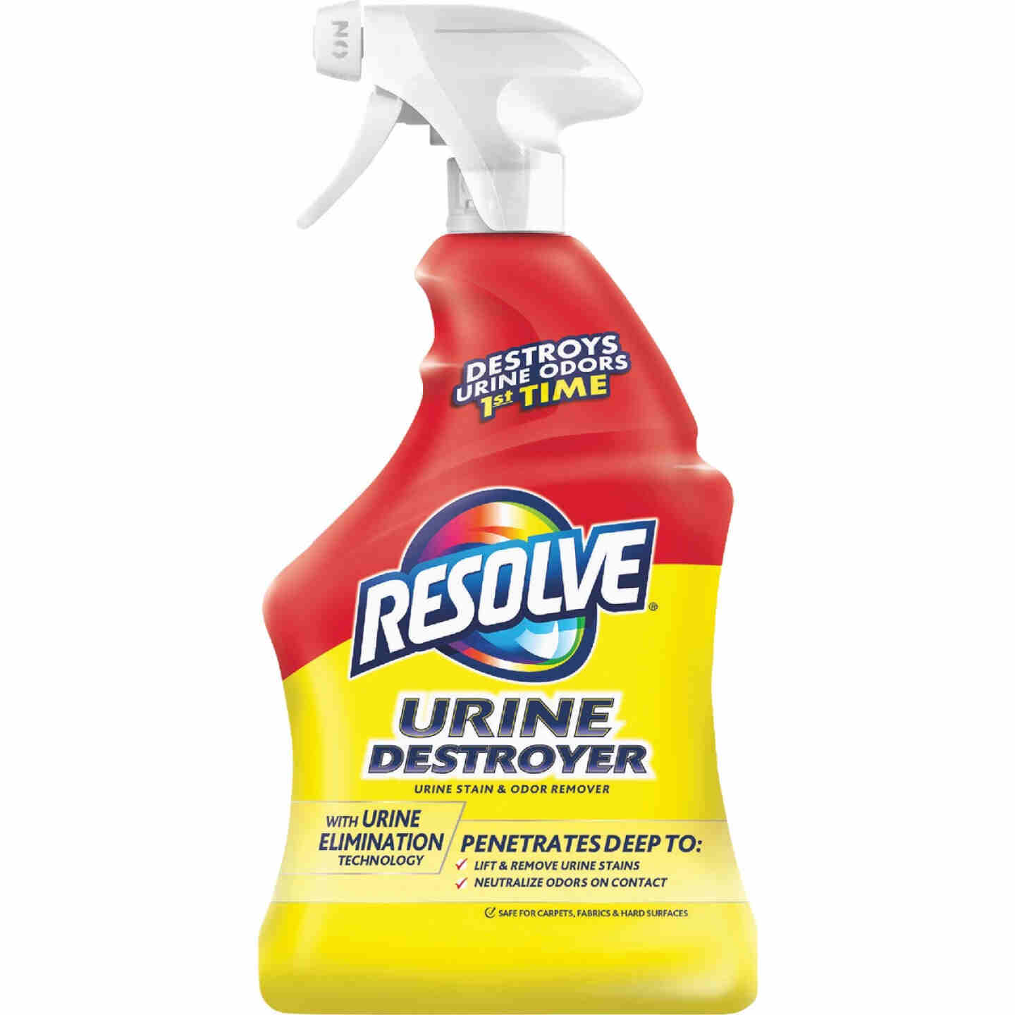 Resolve 22 Oz. Urine Destroyer Stain & Odor Remover Image 1