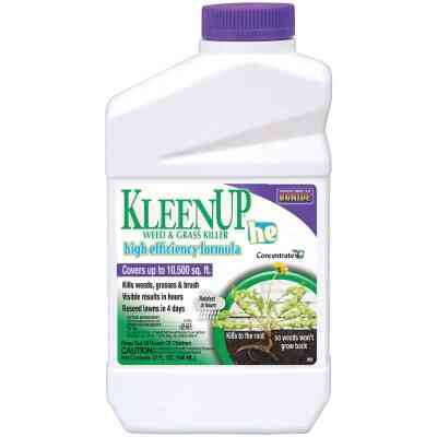 Bonide KleenUp High Efficiency Formula 1 Qt. Concentrate Weed & Grass Killer