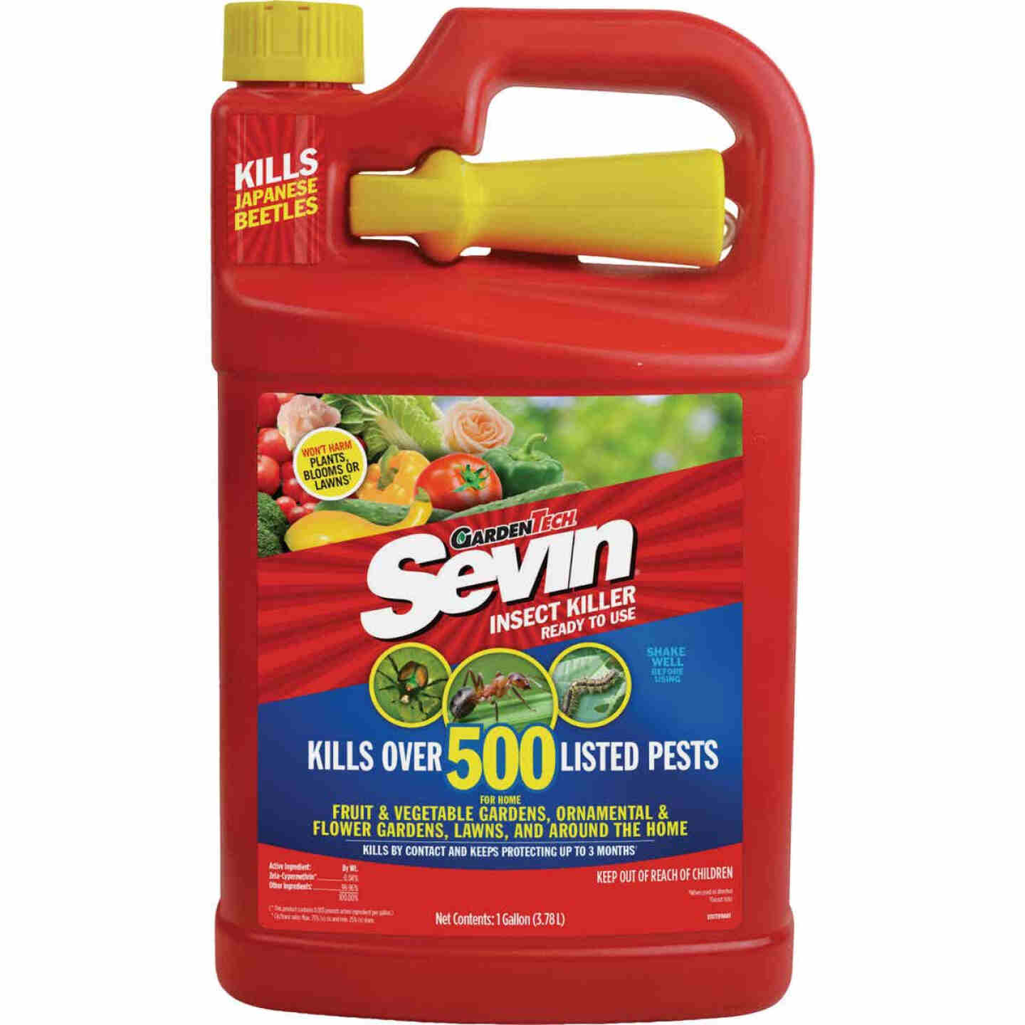 Garden Tech Sevin 1 Gal. Ready To Use Trigger Spray Insect Killer Image 1