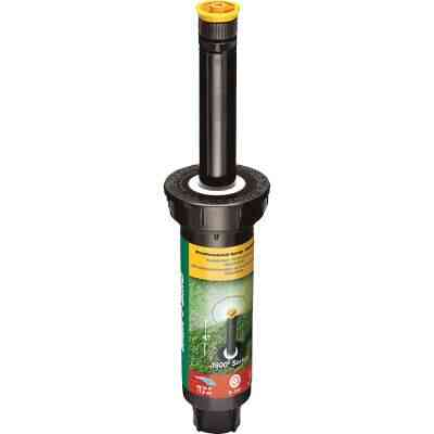 Rain Bird 4 In. Full Circle Adjustable 4 Ft. Rotary Sprinkler with Pressure Regulator