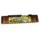 Jiffy 24-Cell Windowsill Greenhouse Seed Starter Kit Image 1