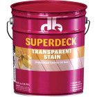 Duckback SUPERDECK Transparent Exterior Stain, Canyon Brown, 5 Gal. Image 1