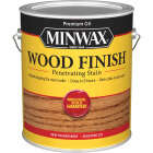 Minwax Wood Finish VOC Penetrating Stain, Gunstock, 1 Gal. Image 1