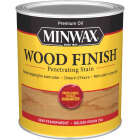 Minwax Wood Finish Penetrating Stain, Golden Pecan, 1 Qt. Image 1
