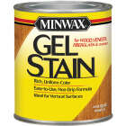 Minwax Gel Stain, Antique Maple, 1/2 Pt. Image 1