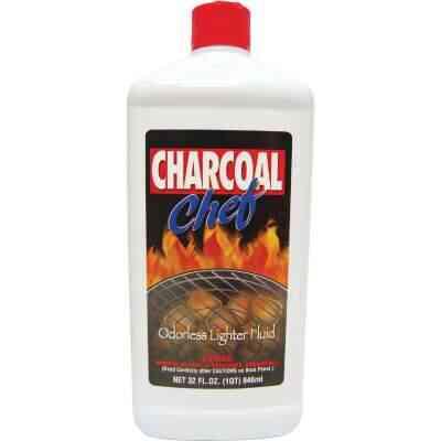 Charcoal Chef 32 Oz. Liquid Charcoal Starter